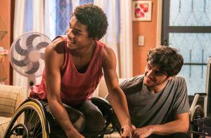 Juan Paiva, ator de 'Malhação', diz que se acostumou com racismo: 'Levo de boa'
