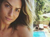 Giovanna Ewbank conta reação ao ver silicone nos seios: 'Destruí o meu corpo'