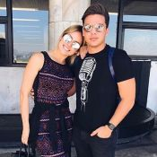 Mulher de Wesley Safadão não queria que ele cortasse cabelo: 'Mas deu suporte'