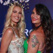 Yasmin Brunet revela dar broncas na mãe, Luiza Brunet: 'Tomo conta dela'