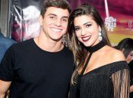 Ex-BBB Vivian assiste com Manoel ao show de Naiara Azevedo: 'Com o lindo'. Fotos