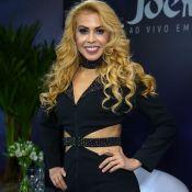 Joelma, namorando, diz que está 'indo devagar': 'Quero casar pra sempre'