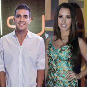 André Marques é visto aos beijos com Carla Diaz, ex-'Chiquititas', diz colunista