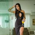 Ex-BBB Munik vai se casar no dia 03 de outubro deste ano com o empresário Anderson Felício