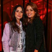 Sophie Charlotte reencontra Thaila Ayala em evento e ganha elogio: 'Mãe do ano'