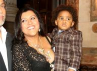 Regina Casé conta que Roque, filho de 4 anos, reconhece racismo: 'Pergunta'