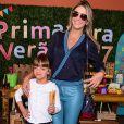 Ticiane Pinheiro disse que explicou à filha que todos têm possuem características diferentes