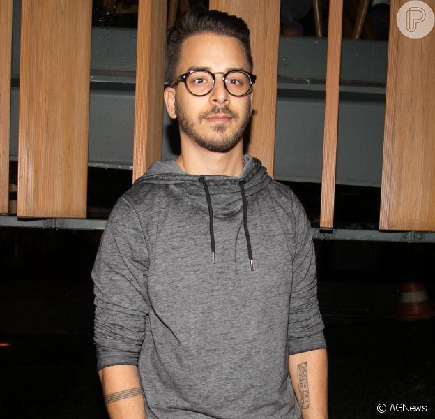 Junior Lima explicou por que parou de fazer shows: 'Estava mal em casa, com abstinência'