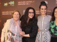 Leticia Lima cita mãe de Ana Carolina na TV: 'Beijo para minha sogra, Fofó'