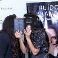 Leticia Lima e Ana Carolina demoraram a assumir o namoro