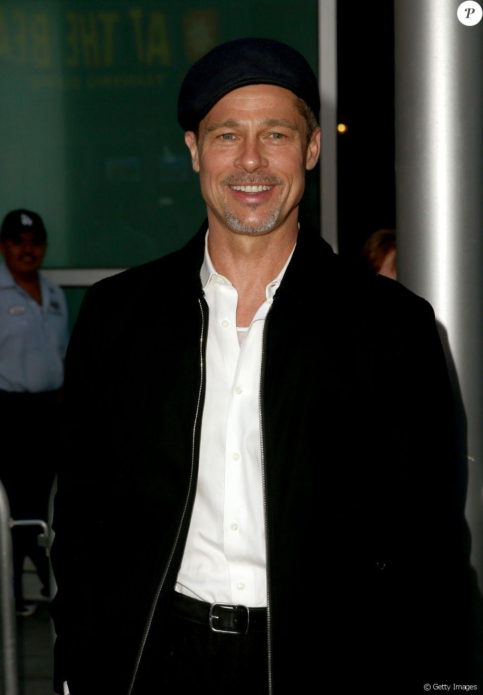 Brad Pitt avalia saúde mental após divórcio de Angelina Jolie em entrevista a 'Associated Press' nesta terça-feira, dia 16 de maio de 2017