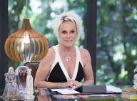Ana Maria Braga se queima ao passar roupa ao vivo na TV: 'Não pode botar a mão'