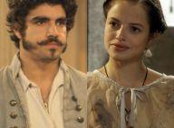 Novela 'Novo Mundo': Dom Pedro dá casa a Domitila para que ela não o deixe