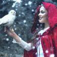 A ex-BBB Emilly pediu para adcionar uma coruja no ensaio para representar sua mãe, Mariza