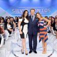Filha de Silvio Santos, Silvia Abravanel foi internada com embolia pulmonar