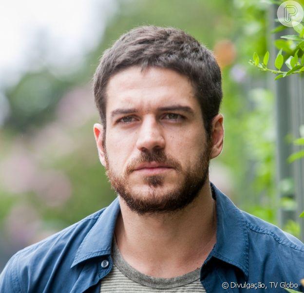 Na novela 'A Força do Querer', Zeca (Marcos Pigossi) rompe o noivado com Jeiza (Paolla Oliveira)