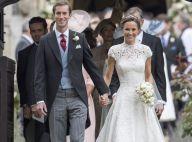 Pippa Middleton se casa com George e Charlotte como pajem e dama de honra. Fotos