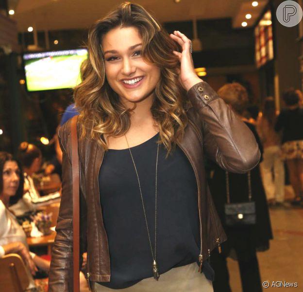 Sasha Meneghel divide com amiga brasileira alguel de apartamento de R$ 23 mil em Nova York, nos Estados Unidos