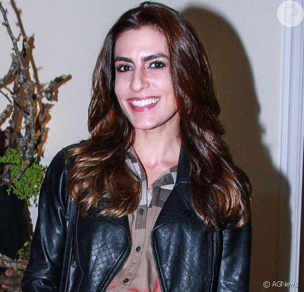 Ticiana Villas Boas vai voltar ao Brasil para gravar 'Bake Off Brasil' segundo a assessoria de imprensa do SBT indicou ao Purepeople nesta segunda-feira, dia 22 de maio de 2017