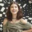Giovanna Grigio comenta as atitudes de sua personagem Samantha em 'Malhação - Viva a Diferença: 'Ela é uma garota muito brincalhona'