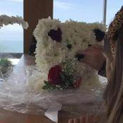 Grazi Massafera comemora 5 anos da filha, Sofia, com flores: 'Amor infinito'