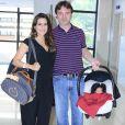 Na segunda-feira, a assessoria do SBT informou que  Ticiana Villas Boas voltaria ao Brasil para gravar o programa 'Bake Off Brasil'