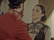 Novela 'Novo Mundo': Thomas tenta forçar noite de amor, mas Anna se recusa