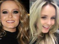 Larissa Manoela muda cabelo e exibe resultado em vídeo: 'Mais loira'. Compare!