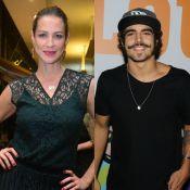 'O Sétimo Guardião': Luana Piovani será mãe de Caio Castro, 12 anos mais novo