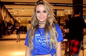 Larissa Manoela revela que é comparada a Kylie Jenner: 'O bumbum chama atenção'