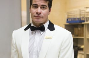 Thiago Martins comenta primeiro protagonista em novela: 'Cansativo e desafiador'