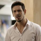 'Rock Story': filho de Marisa não é de Romildo e ele deduz que Lázaro é o pai