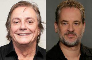 Fábio Jr aconselha Dan Stulbach, pai de Fiuk em 'A Força do Querer':'Pega no pé'