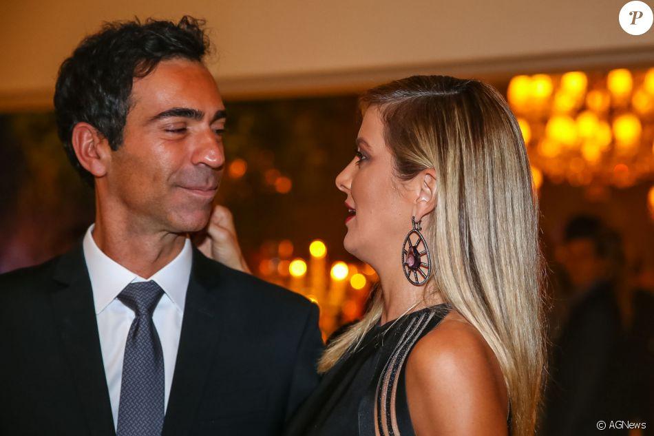 d9947445f3927 Ticiane Pinheiro e Cesar Tralli já se separaram duas vezes desde o início  do namoro, em março de 2014