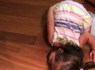Deborah Secco revela método inusitado da filha para dormir: 'Bate na bundinha'