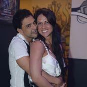 Zezé Di Camargo e Graciele Lacerda curtem noite em casa de swing, diz jornal