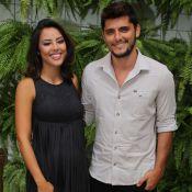 Bruno Gissoni, separado de Yanna Lavigne, viu o parto da filha, Madalena