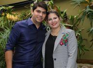 Marília Mendonça se emociona com surpresa do noivo, Yugnir: 'Quase morri'. Vídeo