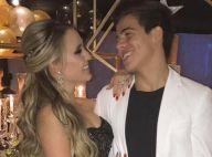 Veja 1ª foto de beijo entre Larissa Manoela e Thomaz Costa após negarem namoro
