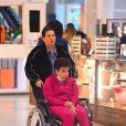 Claudia Rodrigues teve  desmaios, visão dupla e confusão mental
