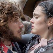 'Novo Mundo': Anna e Joaquim armam para Thomas e transam escondido. 'Único amor'