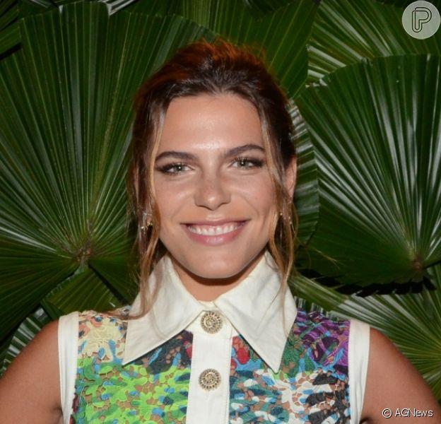 Mariana Goldfard vai fazer faculdade de Nutrição: 'Quero abrir meu consultório'
