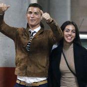 Namorada de Cristiano Ronaldo, Georgina Rodríguez está grávida pela 1ª vez