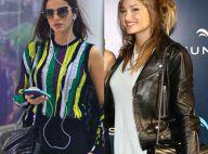 Bruna Marquezine repete bolsa de R$ 6 mil usada por Sasha Meneghel em show
