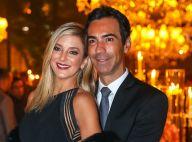 Ticiane Pinheiro corta cabelo e namorado, César Tralli, elogia: 'Sempre bela'