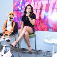 'É difícil para eles entenderem que preciso retroceder em alguns países e começar do zero', conta Anitta sobre cantar no exterior