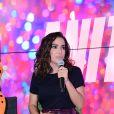 'Gravamos semana passada em Nova York. A decisão de gravar e lançar em curto tempo foi justamente para evitar vazamentos de imagens', avaliou Anitta sobre clipe