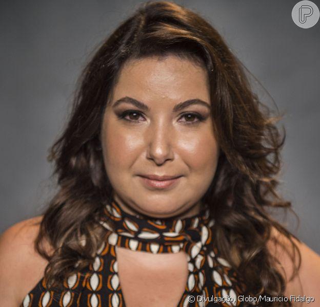 Mariana Xavier, de 'A Força do Querer', disse estar satisfeita com sua personagem na novela das nove