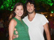 Bruna Hamú, após pedido de casamento, planeja cerimônia: 'Quando Julinho andar'