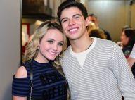 Larissa Manoela curte show com Thomaz Costa em SP após flagra de beijo. Fotos!